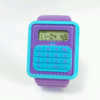 アディダス(adidas)の劇レア💓電卓付き アディダス 腕時計⌚(腕時計)
