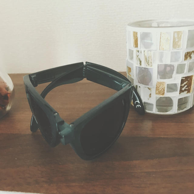 VANS(ヴァンズ)のVANS バンズ サングラス 緑 グリーン 夏 サマー NIKE adidas レディースのファッション小物(サングラス/メガネ)の商品写真