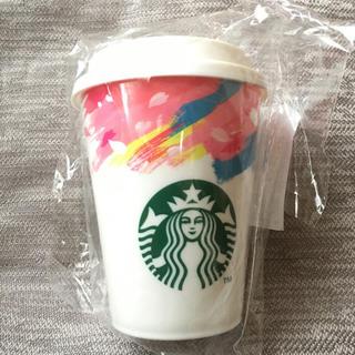 スターバックスコーヒー(Starbucks Coffee)のスターバックス 台湾  カップ型 貯金箱 お菓子入り(その他)