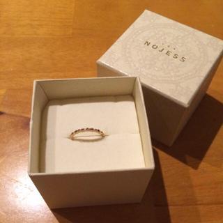 ノジェス(NOJESS)のnojess ♡ ダイヤリング(リング(指輪))