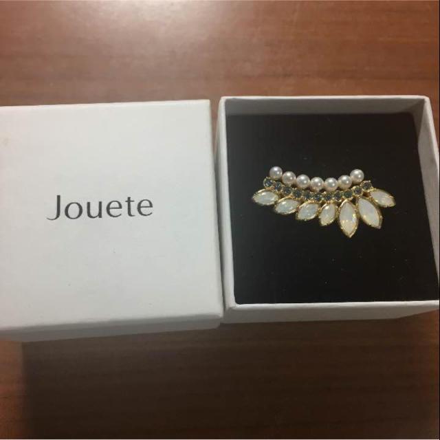 agete(アガット)のjouete イヤーカフ レディースのアクセサリー(イヤーカフ)の商品写真
