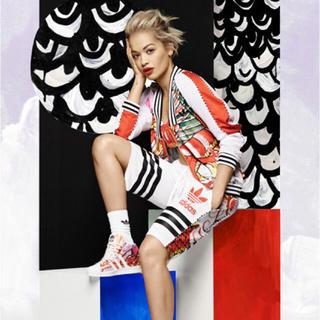 アディダス(adidas)の未使用 アディダス × リタオラ サイドメッシュ ハーフパンツ(ハーフパンツ)