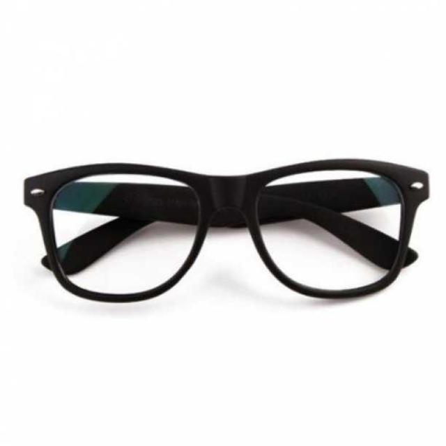 【目に優しい】 ブルーライトカットメガネ 伊達眼鏡  メンズのファッション小物(サングラス/メガネ)の商品写真