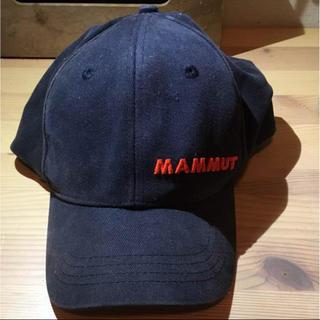 マムート(Mammut)のマムート帽子(その他)