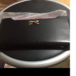 シマムラ(しまむら)のブラックの長財布(財布)