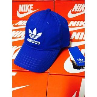 アディダス(adidas)のadidas originals 帽子 キャップ 青(キャップ)