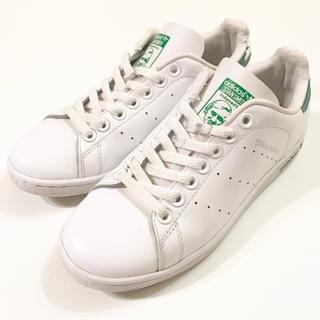 アディダス(adidas)の24.5adidas stan smisth アディダス スタンスミス 624(スニーカー)