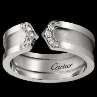 カルティエ(Cartier)のCドゥ カルティエリング💍(リング(指輪))