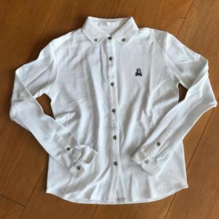 マークアンドロナ(MARK&LONA)のMARK&LONA 長袖 ポロシャツ 美品(ウエア)