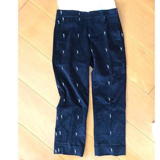 マークアンドロナ(MARK&LONA)のベルばら様専用 MARK&LONA コーデュロイ 刺繍パンツ(ウエア)