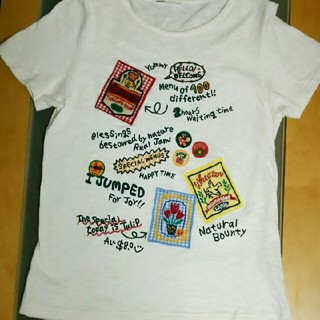 ラフ(rough)のroughTシャツ(Tシャツ(半袖/袖なし))