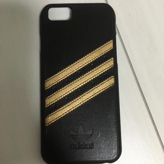 アディダス(adidas)のadidasiphone6ケース(iPhoneケース)
