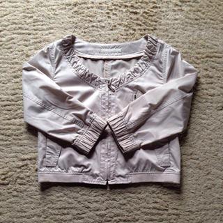 エフデ(ef-de)のef-de七分袖ジャケット 値引き中(ノーカラージャケット)