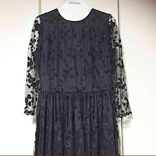 レッドヴァレンティノ(RED VALENTINO)の新品✨レッドバレンティノ ドレス(ミディアムドレス)