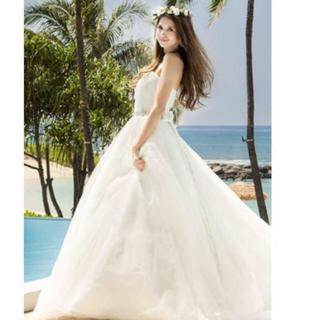 ヴェラウォン(Vera Wang)のalohina lino ウェディングドレス(ウェディングドレス)