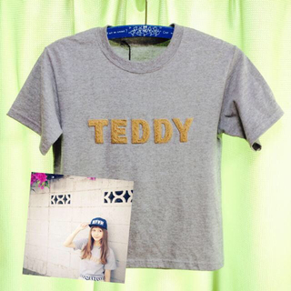 ジーヴィジーヴィ(G.V.G.V.)の新品 ◎ テディベア T シャツ(Tシャツ(半袖/袖なし))