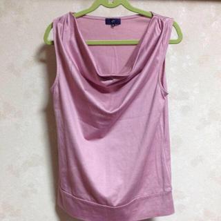 ヨンドシー(4℃)のノースリーブ☆(Tシャツ(半袖/袖なし))