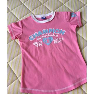 746185daf01aa チャンピオン(Champion)の美品チャンピオンジャージ素材Tシャツサイズ130(T