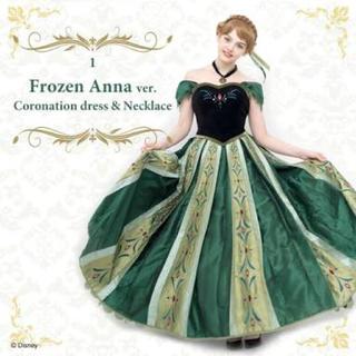 シークレットハニー(Secret Honey)の新品正規品 戴冠式アナのドレス シークレットハニー(衣装一式)