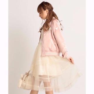 リズリサ(LIZ LISA)の新品 LIZ LISA /リズリサ ランダムティアードスカート(ひざ丈スカート)