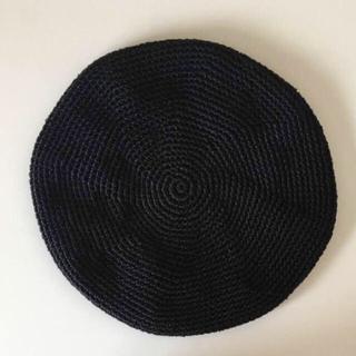 2017 SS FUMIKA_UCHIDA のベレー帽(ハンチング/ベレー帽)