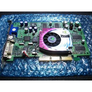nVIDIA graphics n P151 (GeForceTi4200)(PCパーツ)