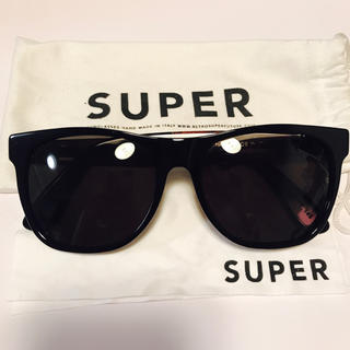 スーパーサングラス(Super Sunglasses)の【マイク様】スーパーサングラス SUPER sunglasses(サングラス/メガネ)