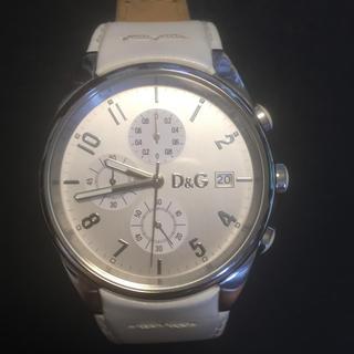 ドルチェアンドガッバーナ(DOLCE&GABBANA)のDOLCE & GABBANA メンズクオーツウオッチ(腕時計(デジタル))