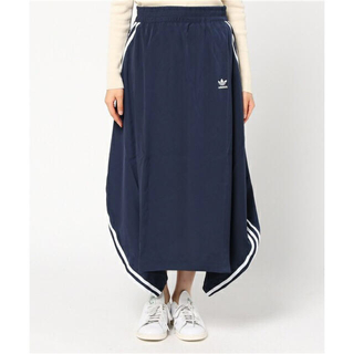 アディダス(adidas)のadidas  adicolor ロングスカート(ロングスカート)