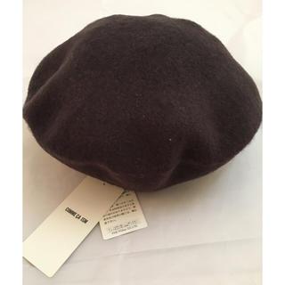 コムサイズム(COMME CA ISM)の新品 パスクベレー レディース コムサイズム(ハンチング/ベレー帽)
