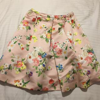 チェスティ(Chesty)のponhirai様専用です♡chesty 小鳥さんスカート(ひざ丈スカート)
