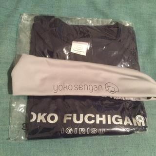 YOKO FUCHIGAMI Tシャツ(Tシャツ(半袖/袖なし))