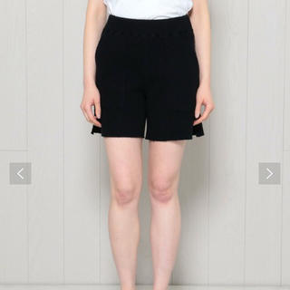 フィーニー(PHEENY)のPHEENY BIG WAFFLE SHORT PANTS ショートパンツ(ショートパンツ)