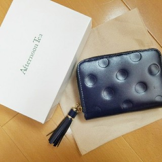 アフタヌーンティー(AfternoonTea)のAfternoontea 二つ折財布 (折り財布)