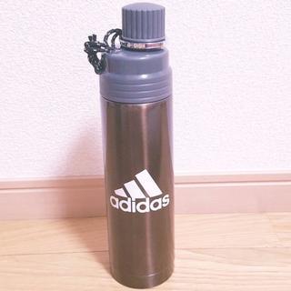 アディダス(adidas)の【ショウクン様専用】アディダス ステンレスボトル 500ml 水筒 新品未使用(タンブラー)