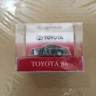 トヨタ(トヨタ)のトヨタ 86 プルバックミニカー(ノベルティグッズ)