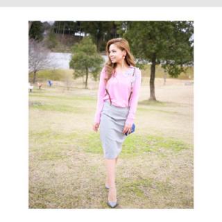 ニーナミュウ(Nina mew)のニーナミュウ サスペンダースカート(ひざ丈スカート)
