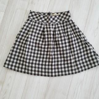 デイシー(deicy)のme couture ギンガムウールスカート(ミニスカート)