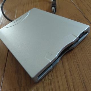 エヌイーシー(NEC)のUSBフロッピーディスク装置(PC周辺機器)