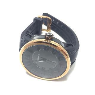 テンデンス(Tendence)のTendence テンデンス 時計 ブラック ゴールド(腕時計)