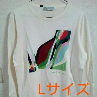 クレメンツリベイロ(CLEMENTS RIBEIRO)のCLEMENTS RIVEIRO クレメンツリベイロ ロンT(メンズ)Lサイズ(Tシャツ/カットソー(七分/長袖))