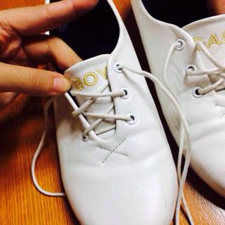 アイアムアイ(I am I)のI am I♡ホワイトシューズ(ローファー/革靴)