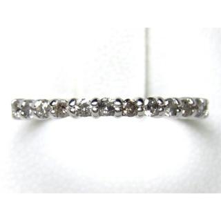 K18 0.30ct ダイヤモンド リング(リング(指輪))