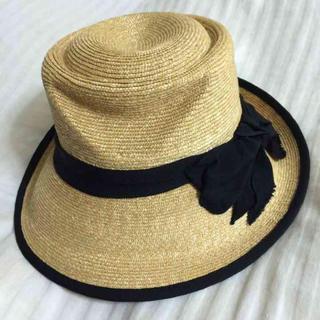 カシラ(CA4LA)のCA4LA ストローハット(麦わら帽子/ストローハット)