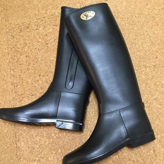 ダフナブーツ(Dafna Boots)のDafna ダフナ  ラバーブーツ ブラック(レインブーツ/長靴)