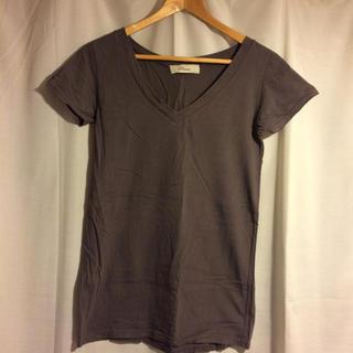 バビロン(BABYLONE)のVネック トップス(Tシャツ(半袖/袖なし))