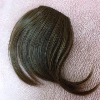 前髪ウィッグ  プリシラ(前髪ウィッグ)