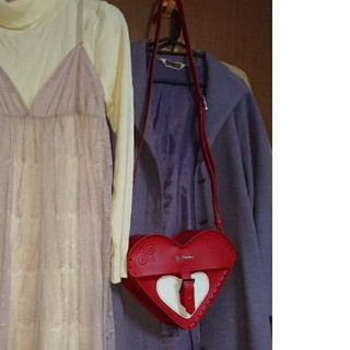 ドクターマーチン(Dr.Martens)のマーチン バレンタイン限定 バッグ(ショルダーバッグ)