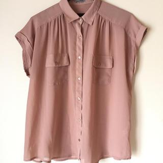 ジーユー(GU)のゆるシャツ★dolis様専用(シャツ/ブラウス(半袖/袖なし))