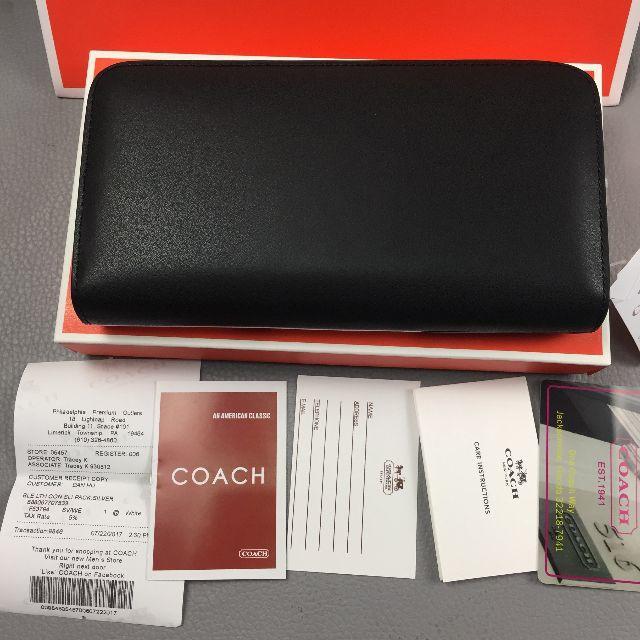5bb16d40f3b7 COACH(コーチ)のコーチ COACH 新品未使用 ディズニー ミッキー 長財布F54000 横顔